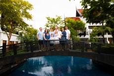 family reunion photoshoot at khao lak24