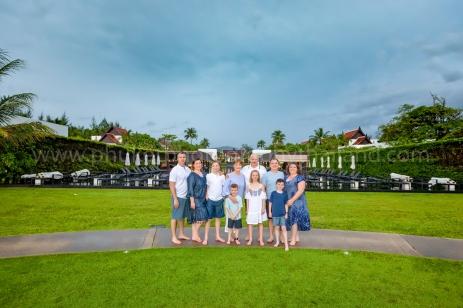 family reunion photoshoot at khao lak38