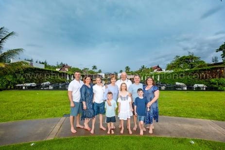 family reunion photoshoot at khao lak40