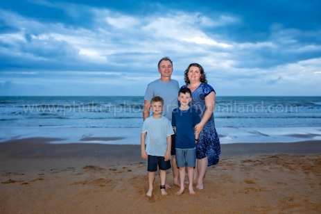 family reunion photoshoot at khao lak47