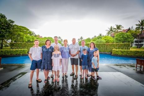family reunion photoshoot at khao lak7